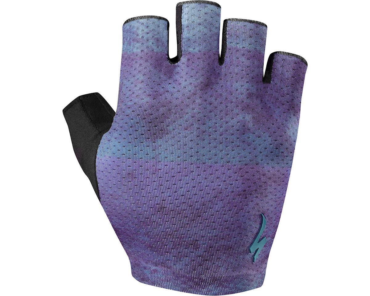 Specialized Grail Gloves (Blue/Concrete Block) (XL)