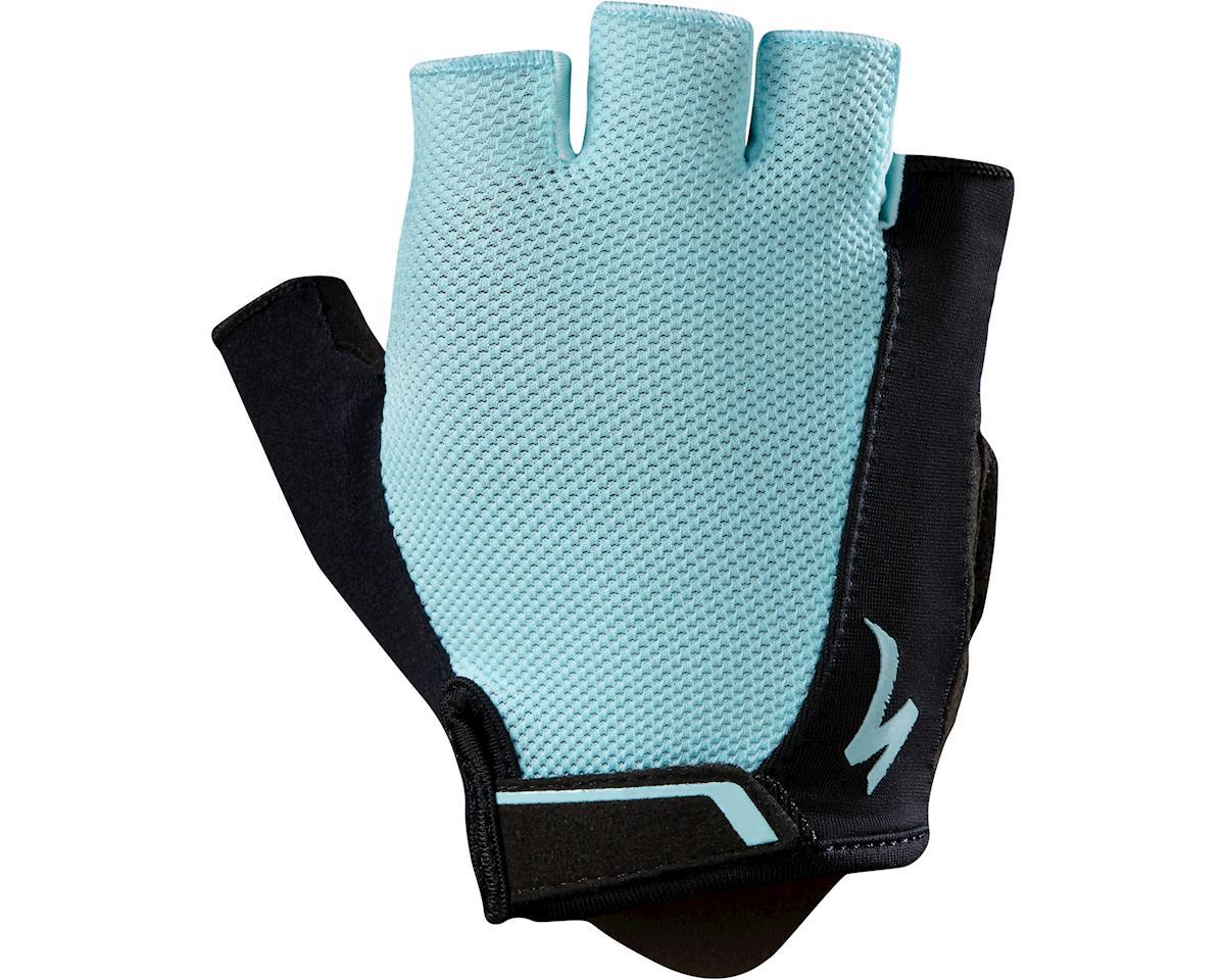 Specialized Women's Body Geometry Sport Gloves (Light Teal)