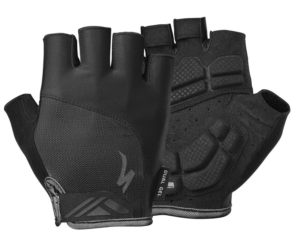 Specialized Body Geometry Dual-Gel Gloves (Black)
