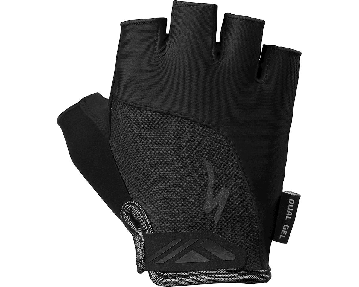 Specialized Women's Body Geometry Dual-Gel Gloves (Black)