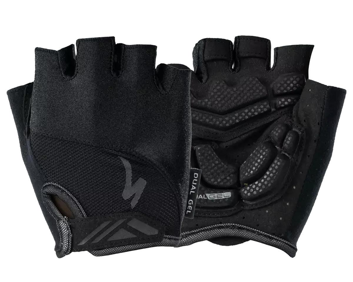 Specialized Women's Body Geometry Dual-Gel Gloves (Black) (M)