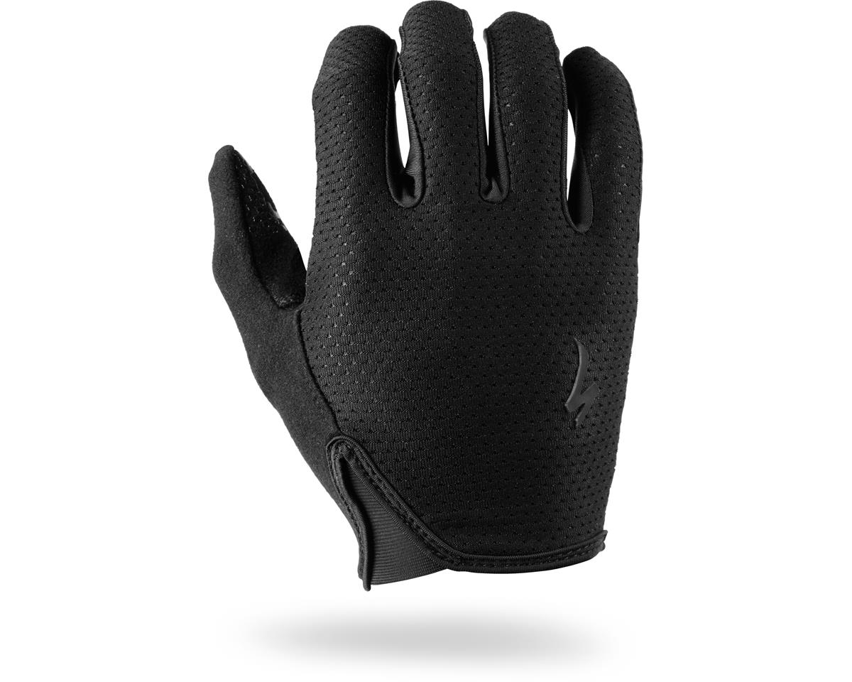 Specialized Grail Long Finger Gloves (Black) (2XL)