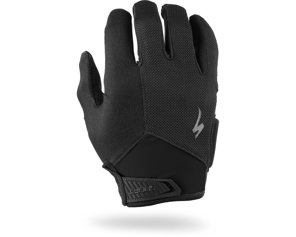 Specialized Sport Long Finger (Black) (XX-Large)