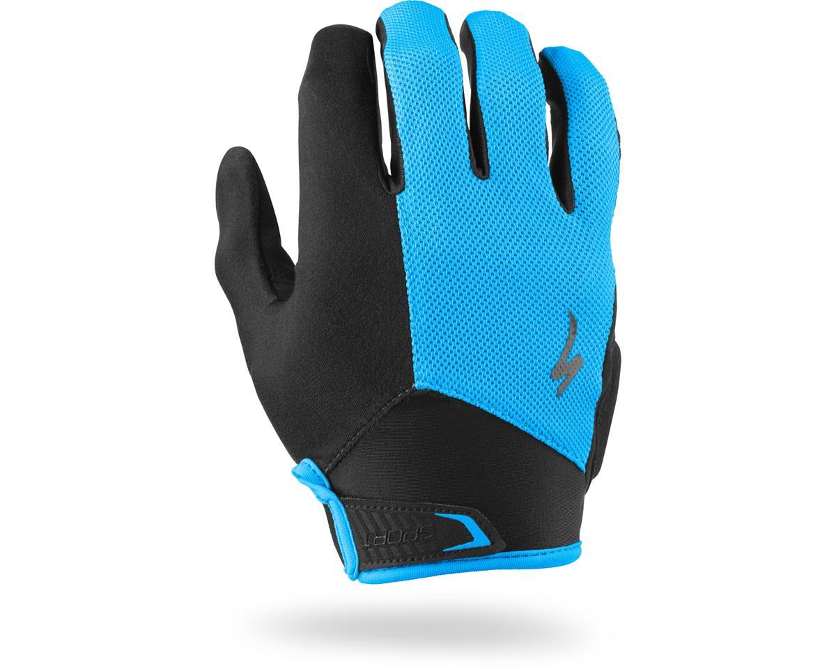 Specialized Sport Long Finger (Neon Blue) (2XL)