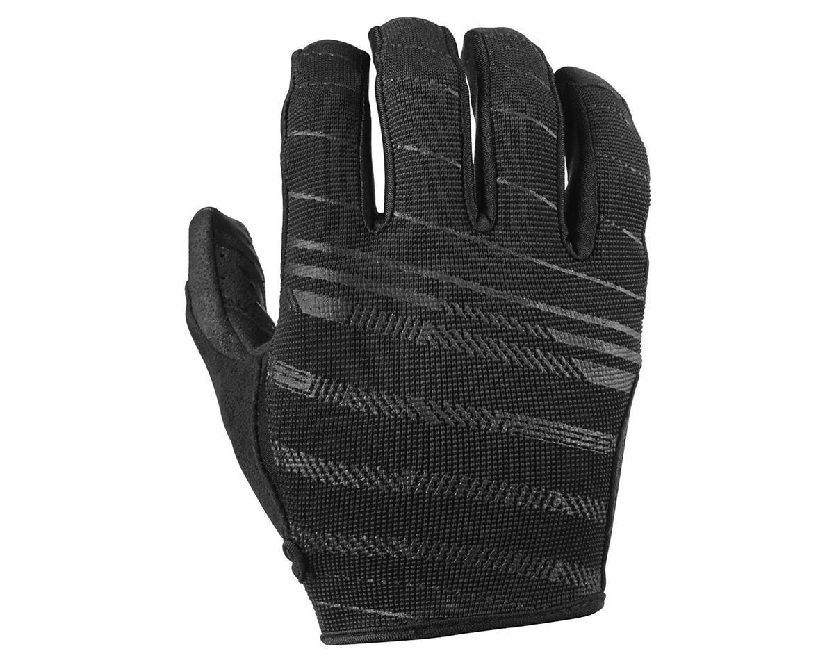 Specialized LoDown Long Finger Glove (Black) (L)