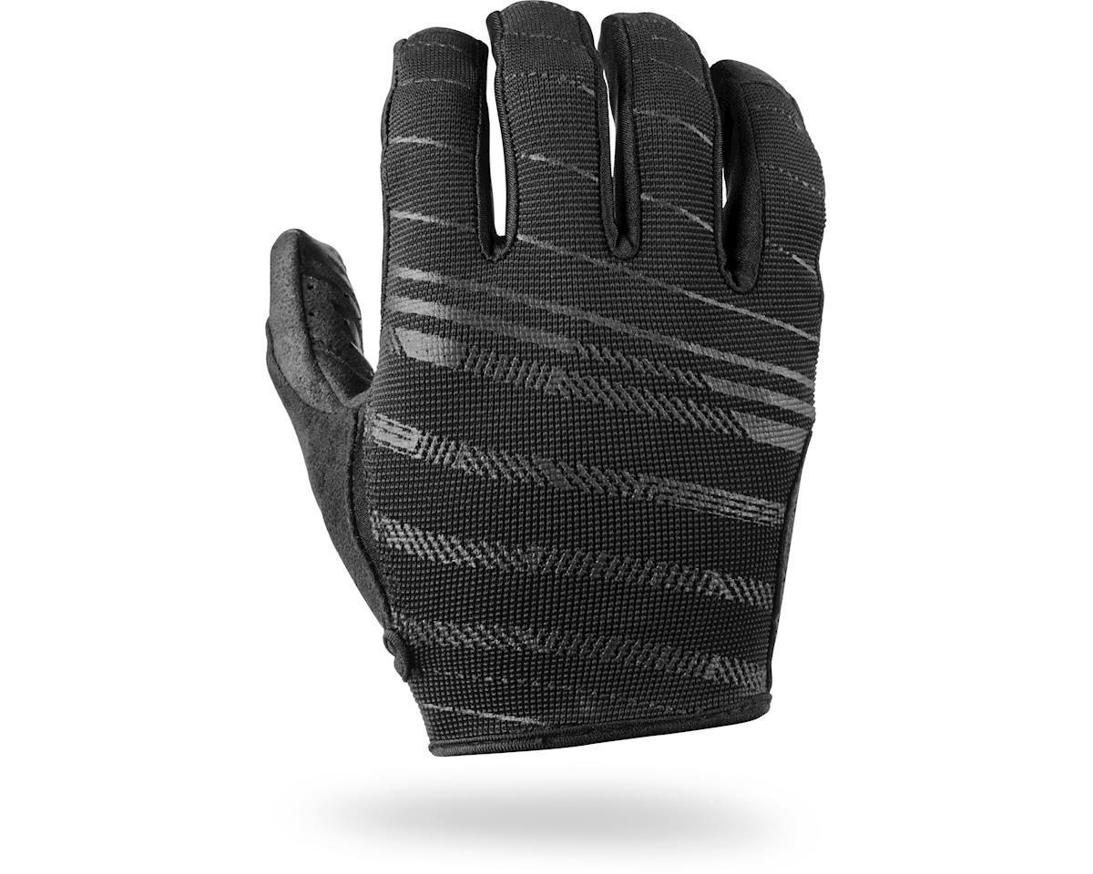 Specialized LoDown Long Finger Glove (Black) (2XL)