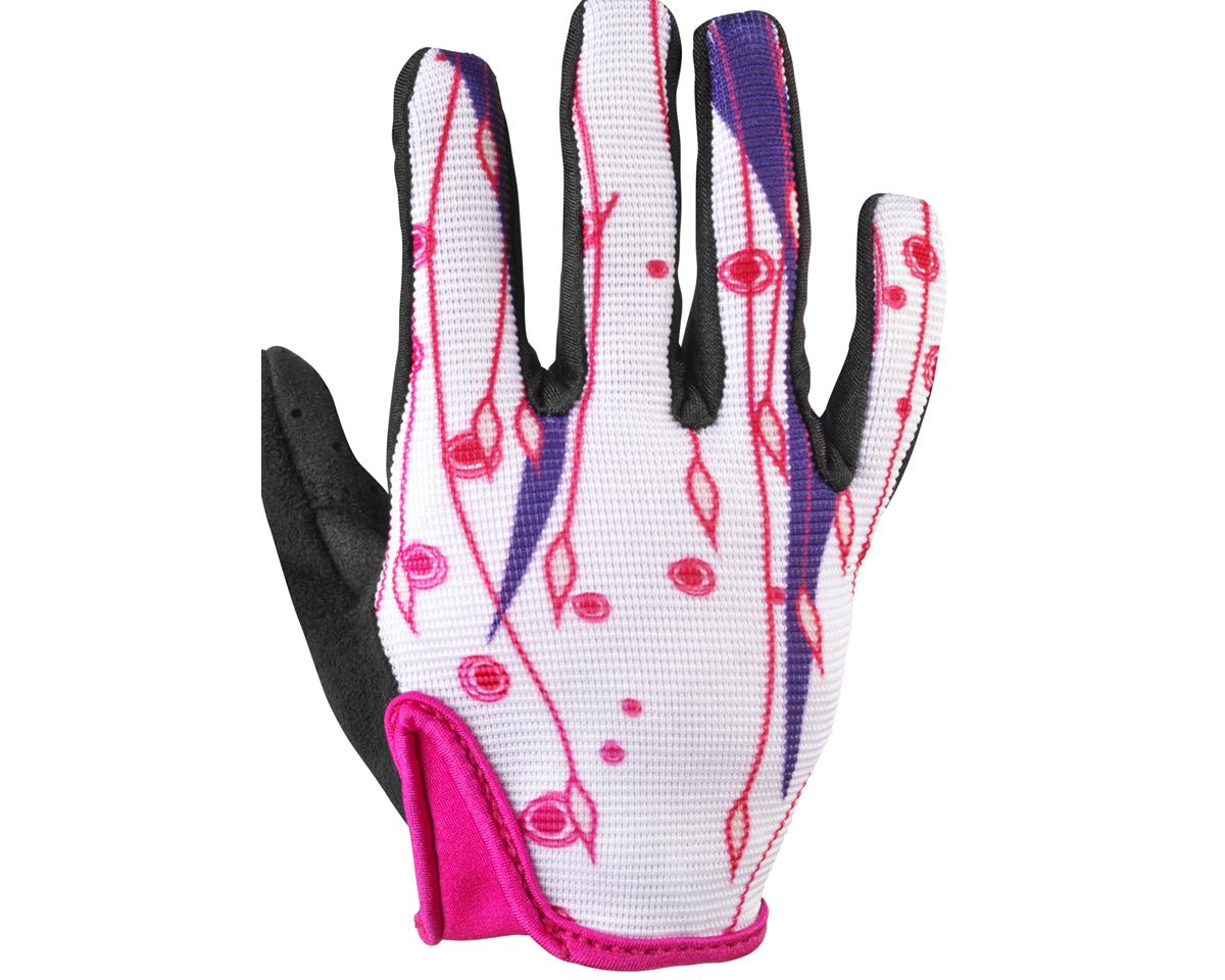 Specialized Kid's LoDown Gloves (Purple Sprouts) (2XL)
