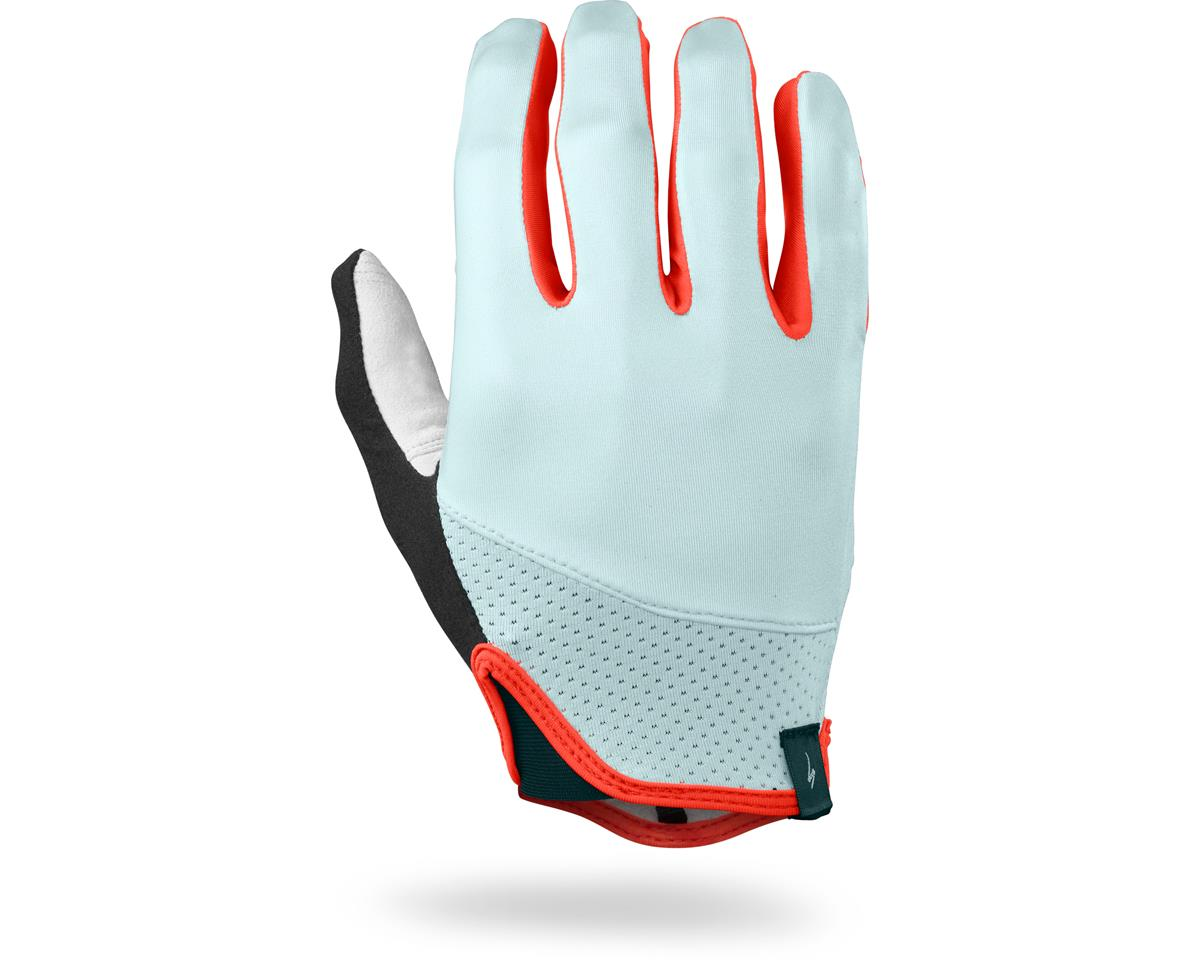 Specialized Trident Long Finger (Baby Blue/Rocket Red) (L)