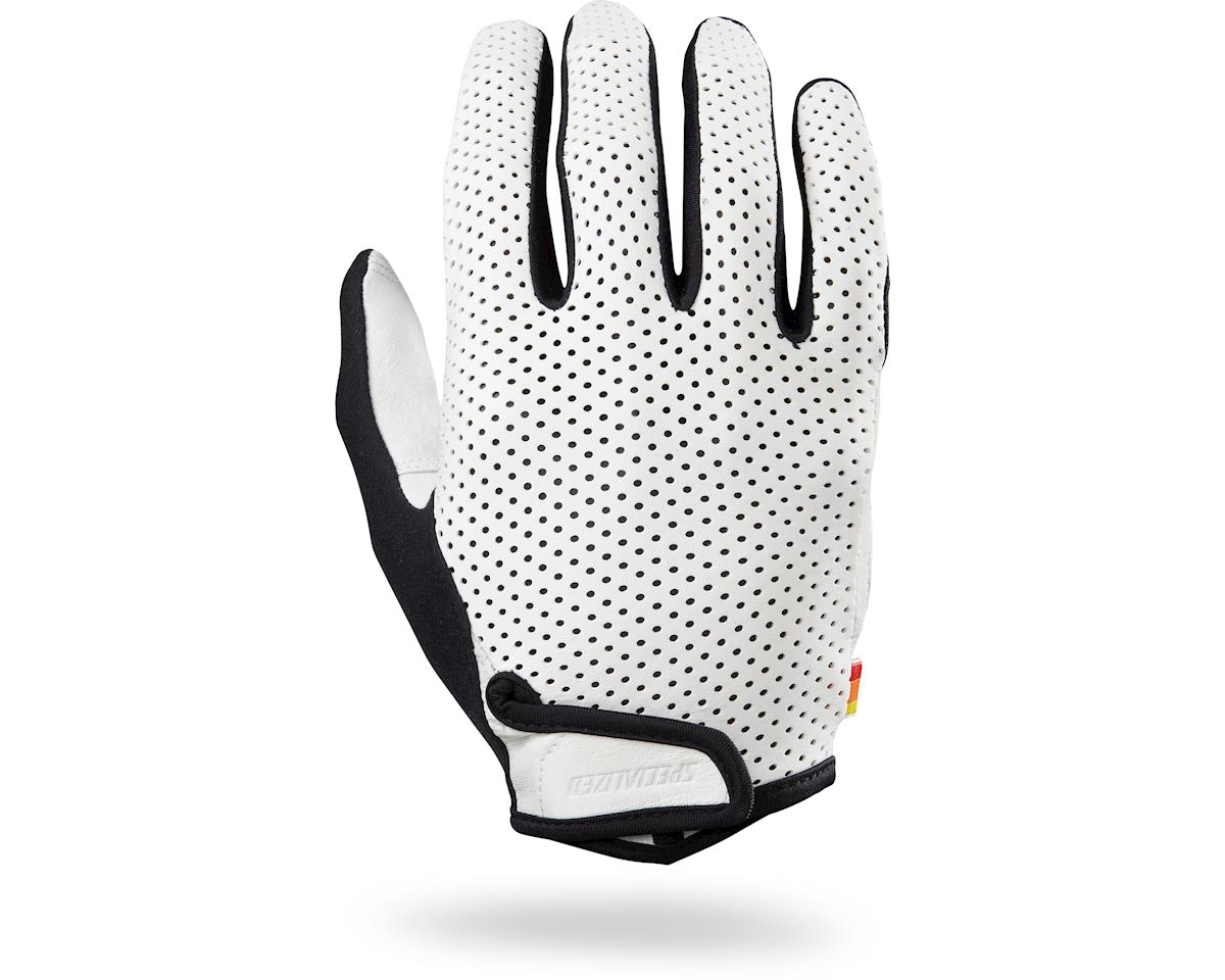 Specialized 74 Long Finger (White/Black) (XXL)