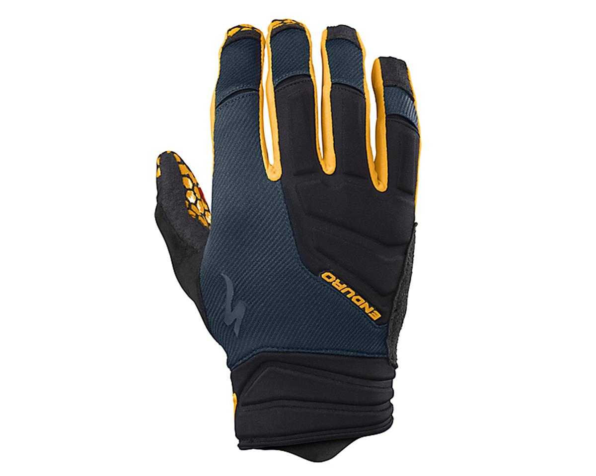 Specialized Enduro Long Finger Glove (Navy/Gallardo Orange)