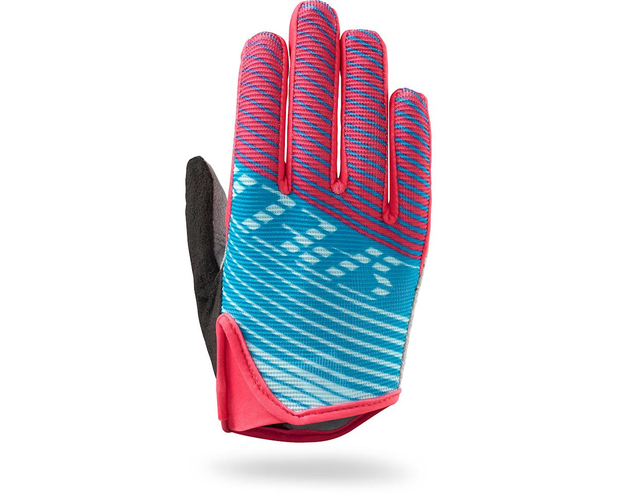 Specialized Kid's LoDown Gloves (Turquoise) (2XL)