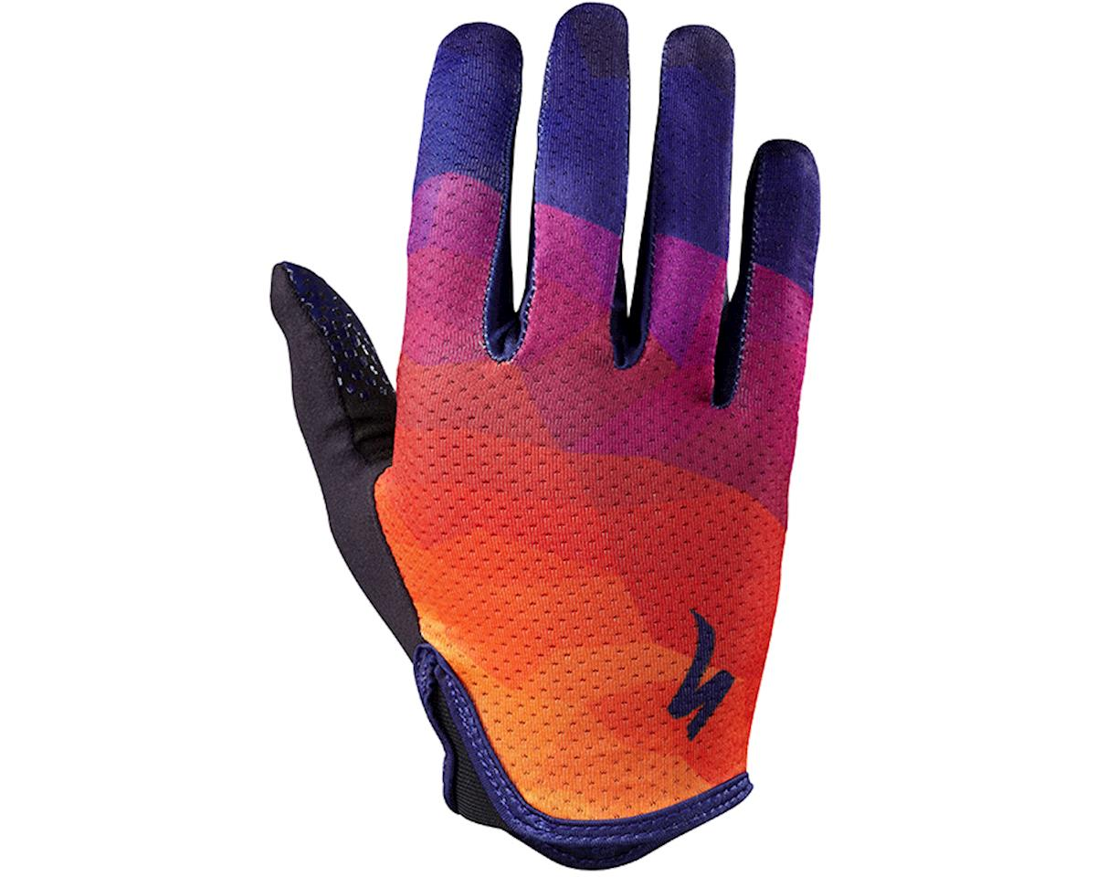 Specialized Women's Grail Long Finger Gloves (Indigo Fade) (XX-Large)