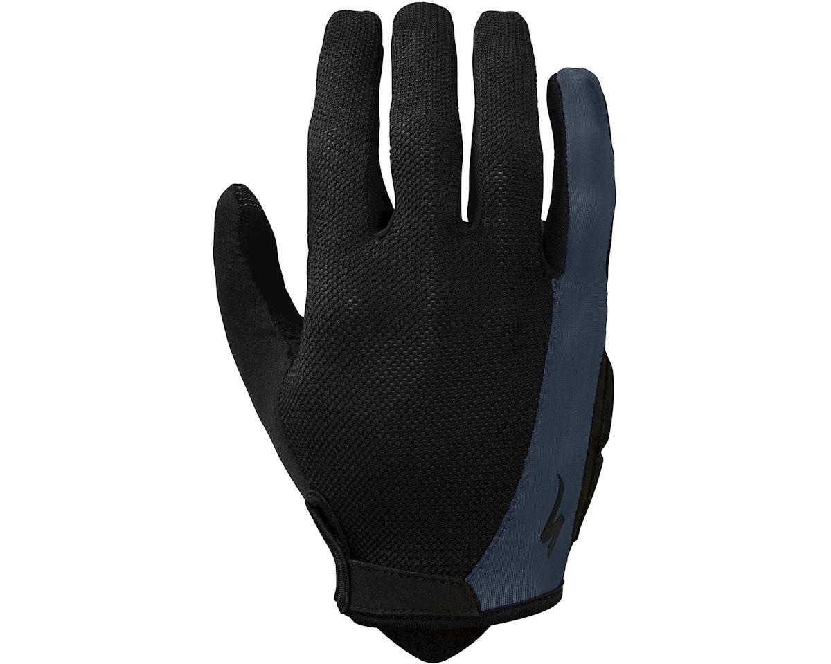 Specialized Body Geometry Sport Long Finger Gloves (Black/Carbon Grey)
