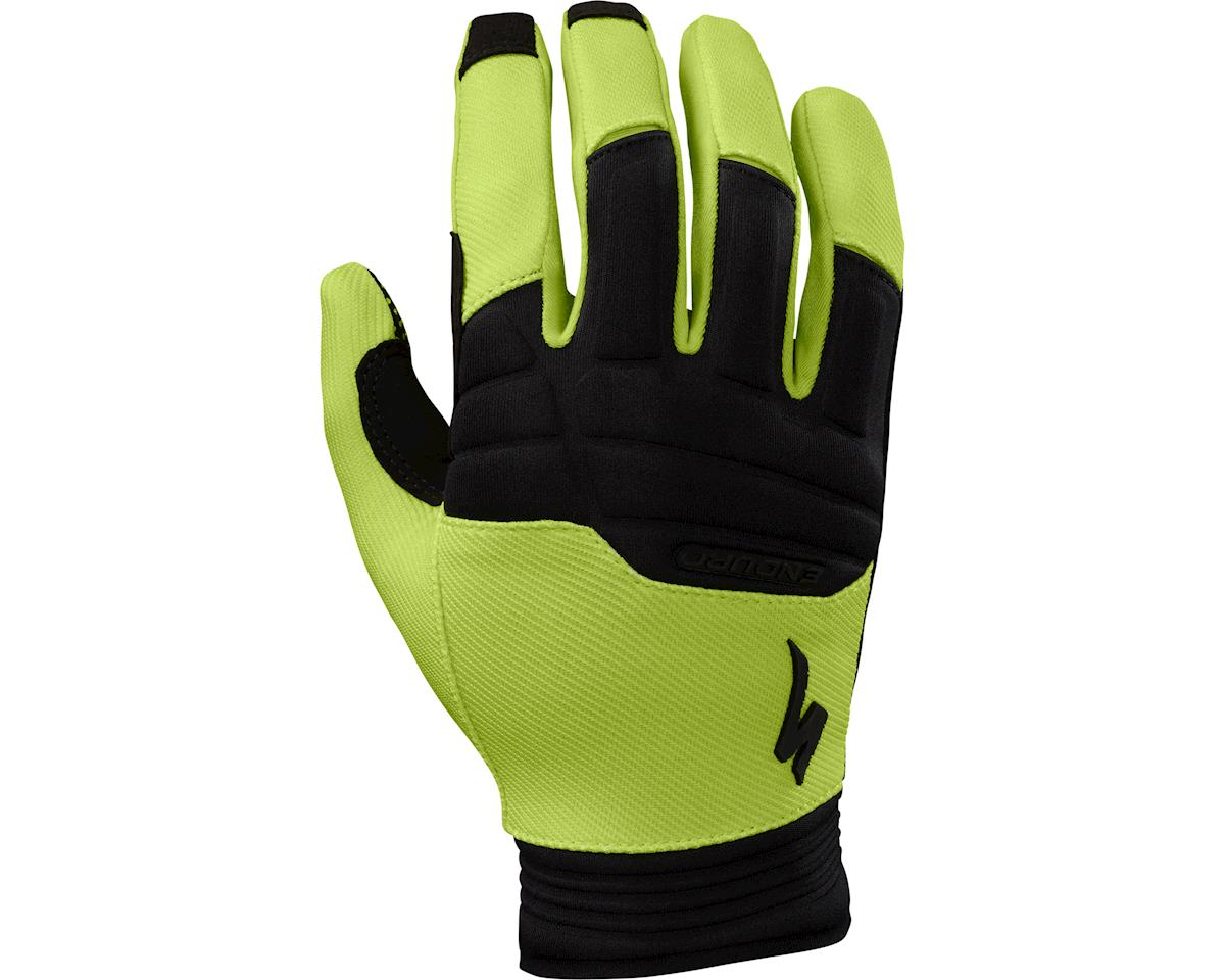 Specialized Enduro Gloves (Monster Green) (2XL)
