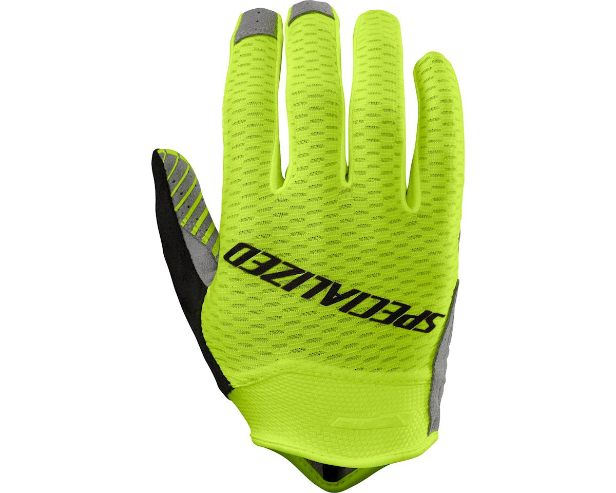 Specialized XC Lite Gloves (Team Neon Yellow) (2XL)