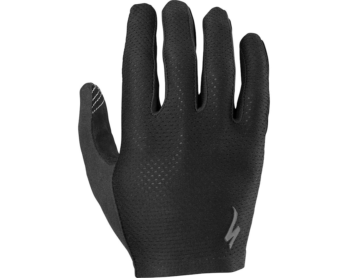 Specialized Grail Long Finger Gloves (Black)