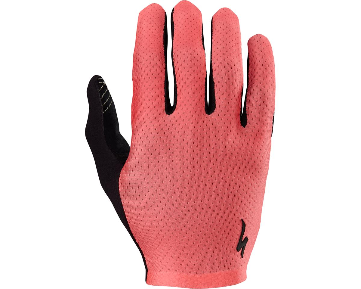 Specialized Grail Long Finger Gloves (Acid Red)