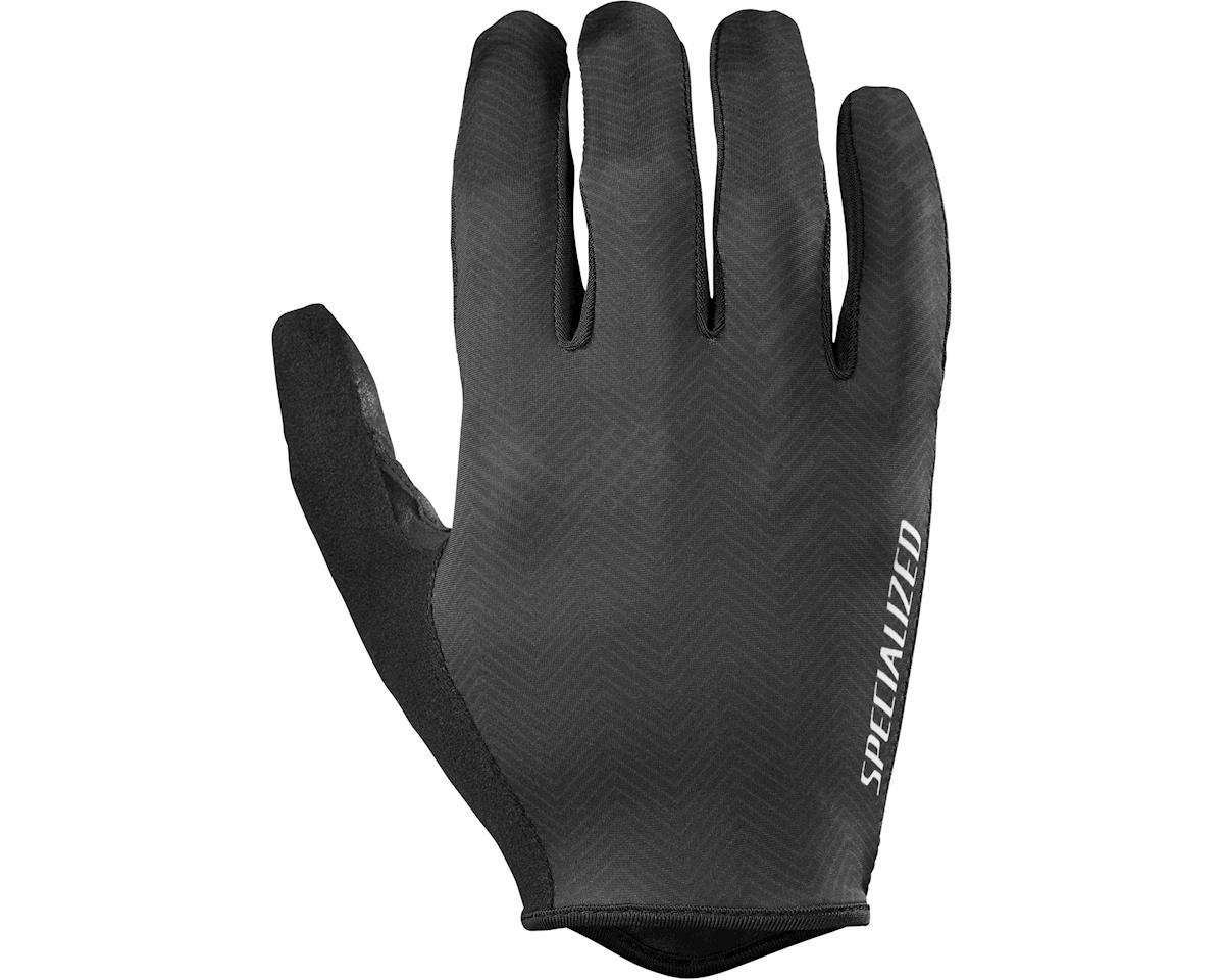 Specialized SL Pro Long Finger Gloves (Black Matrix)