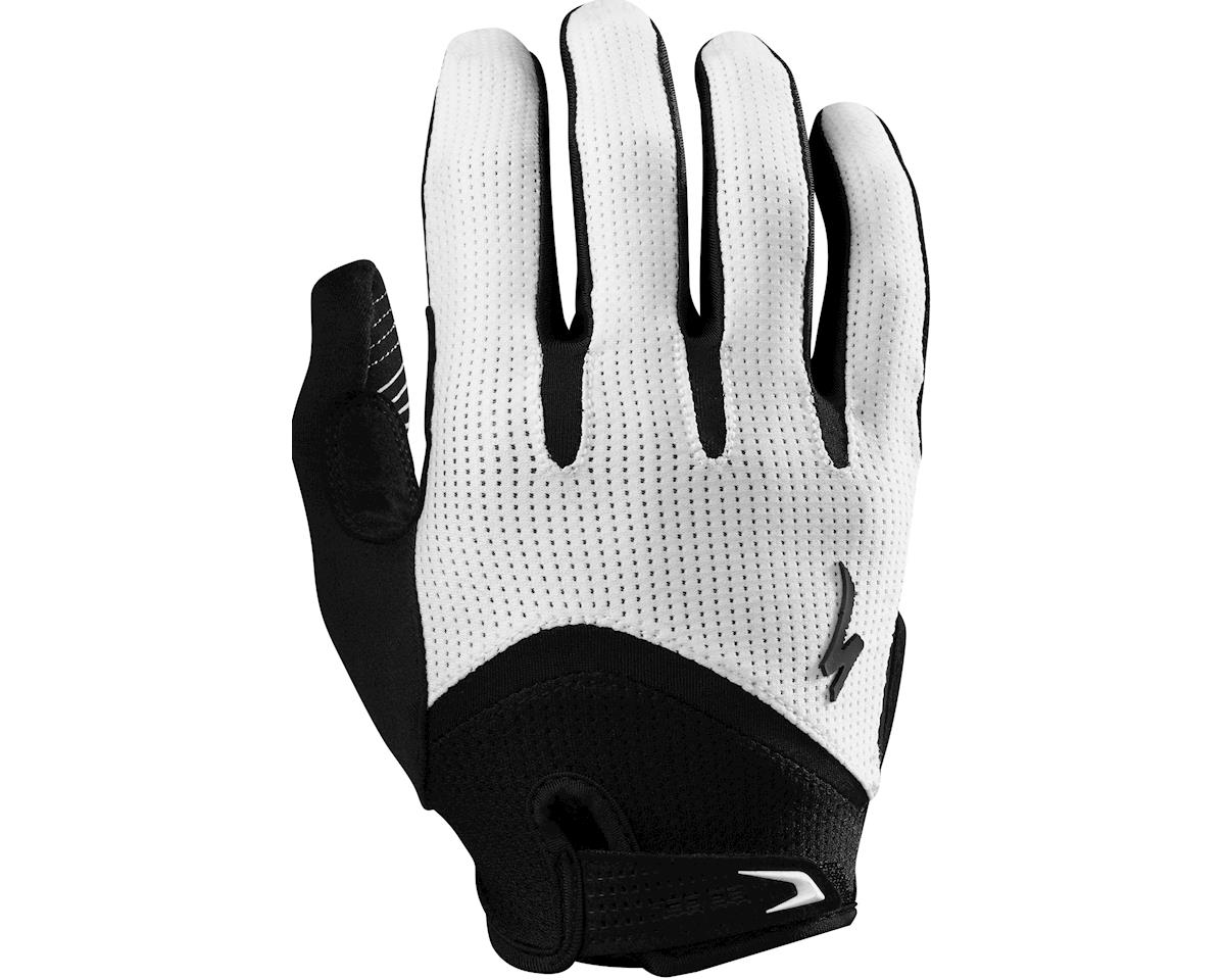 Specialized Body Geometry Gel Long Finger (White) (2XL)