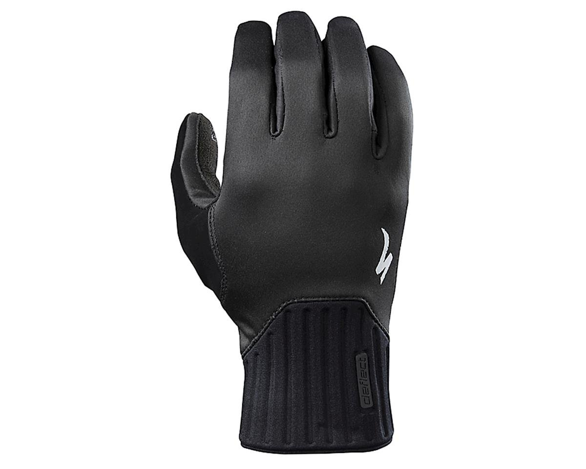 Specialized Deflect Long Finger Glove (Black) (M)