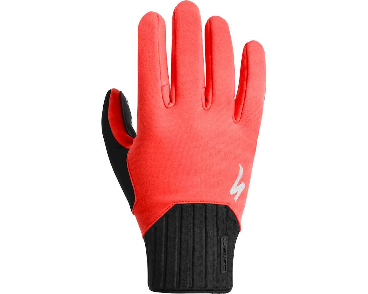 Specialized Deflect Gloves (Rocket Red) (L)
