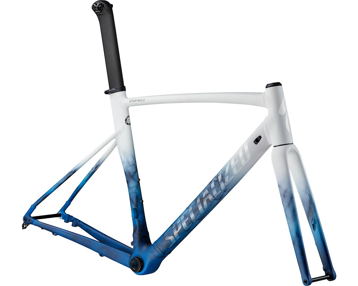 Specialized 2020 Allez Sprint Disc Frameset (Gloss White/Indigo)