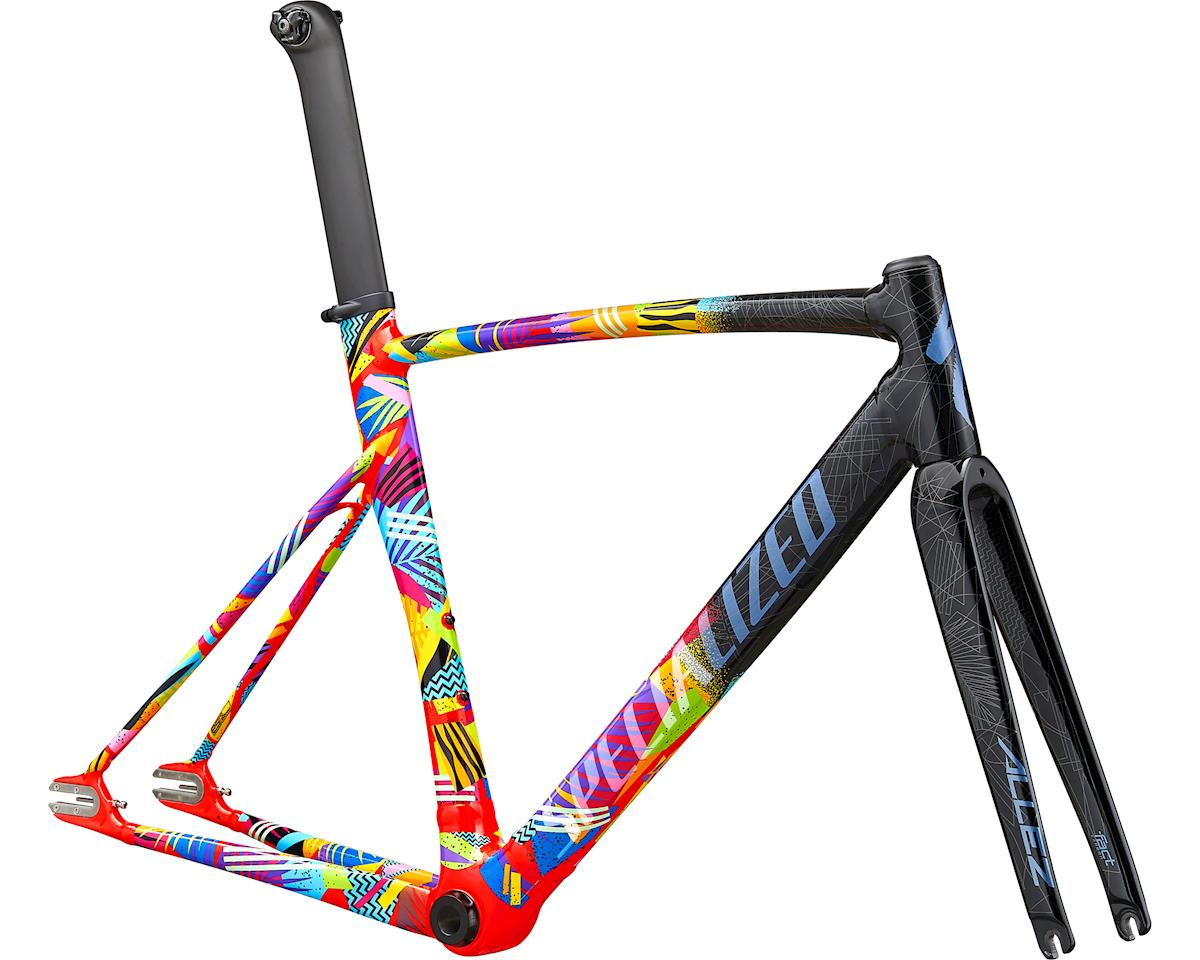 Specialized 2020 Allez Sprint Track Frameset (Gloss Tarmac Black/Rocket Red)