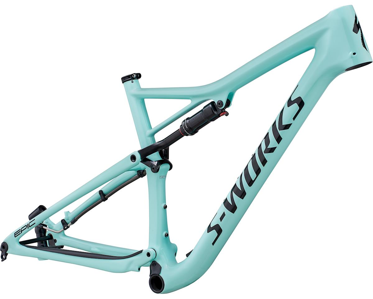 Specialized 2019 S-Works Epic Frameset (Gloss Mint/Tarmac Black)