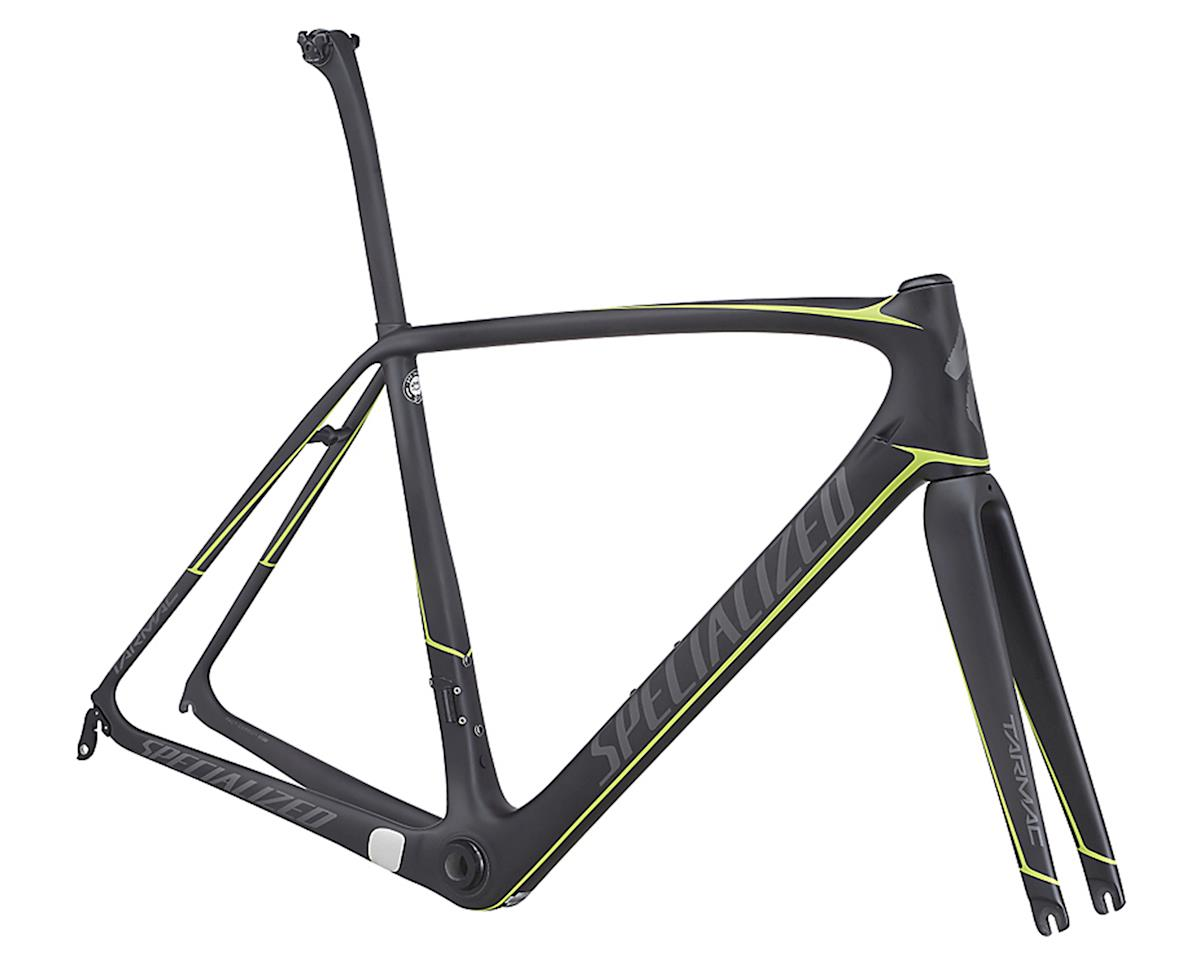 Specialized 2017 Tarmac Pro Frameset (Satin Carbon/Charcoal/Hyper)