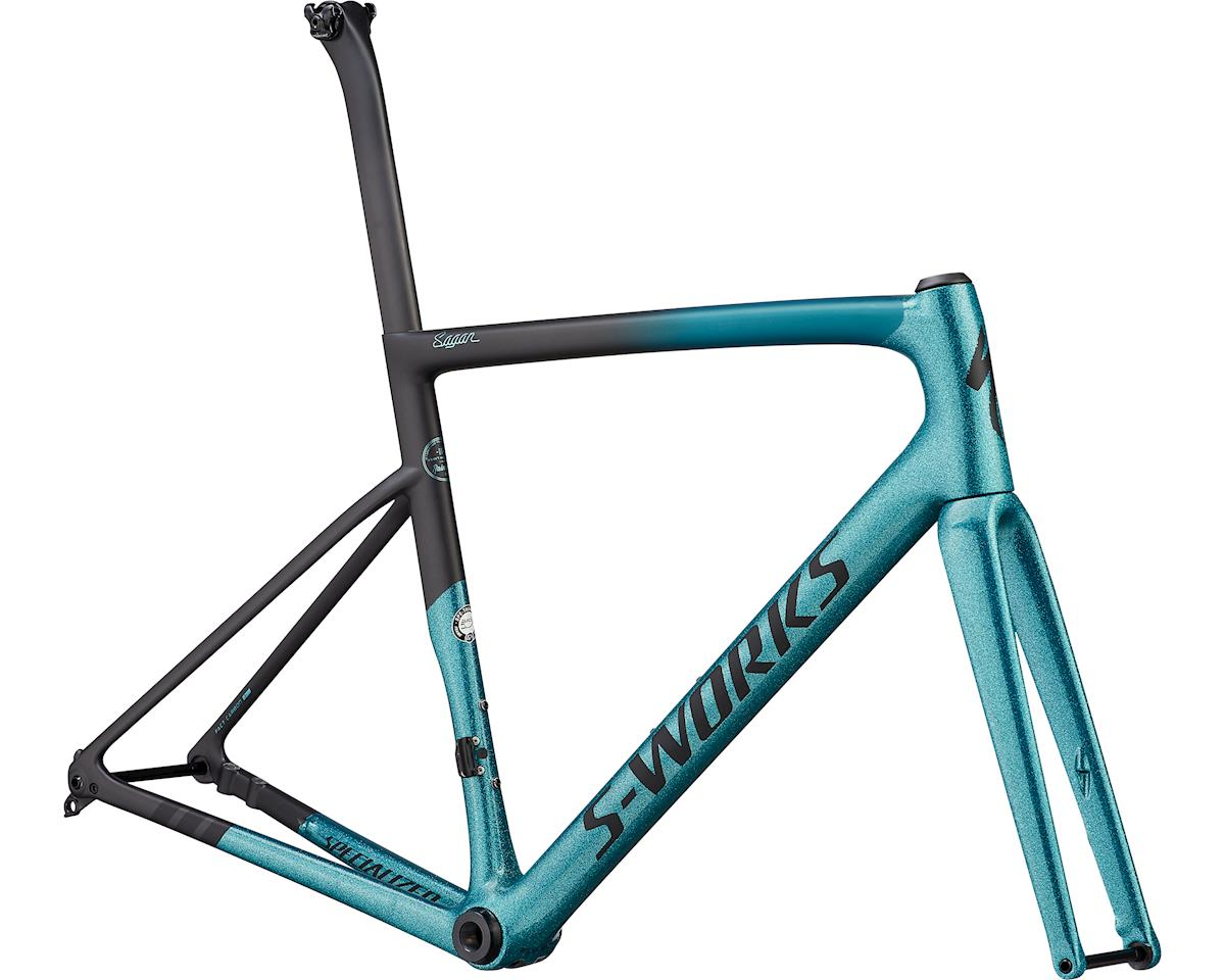 Specialized 2019 S-Works Tarmac Disc (Dark Teal/Charcoal)