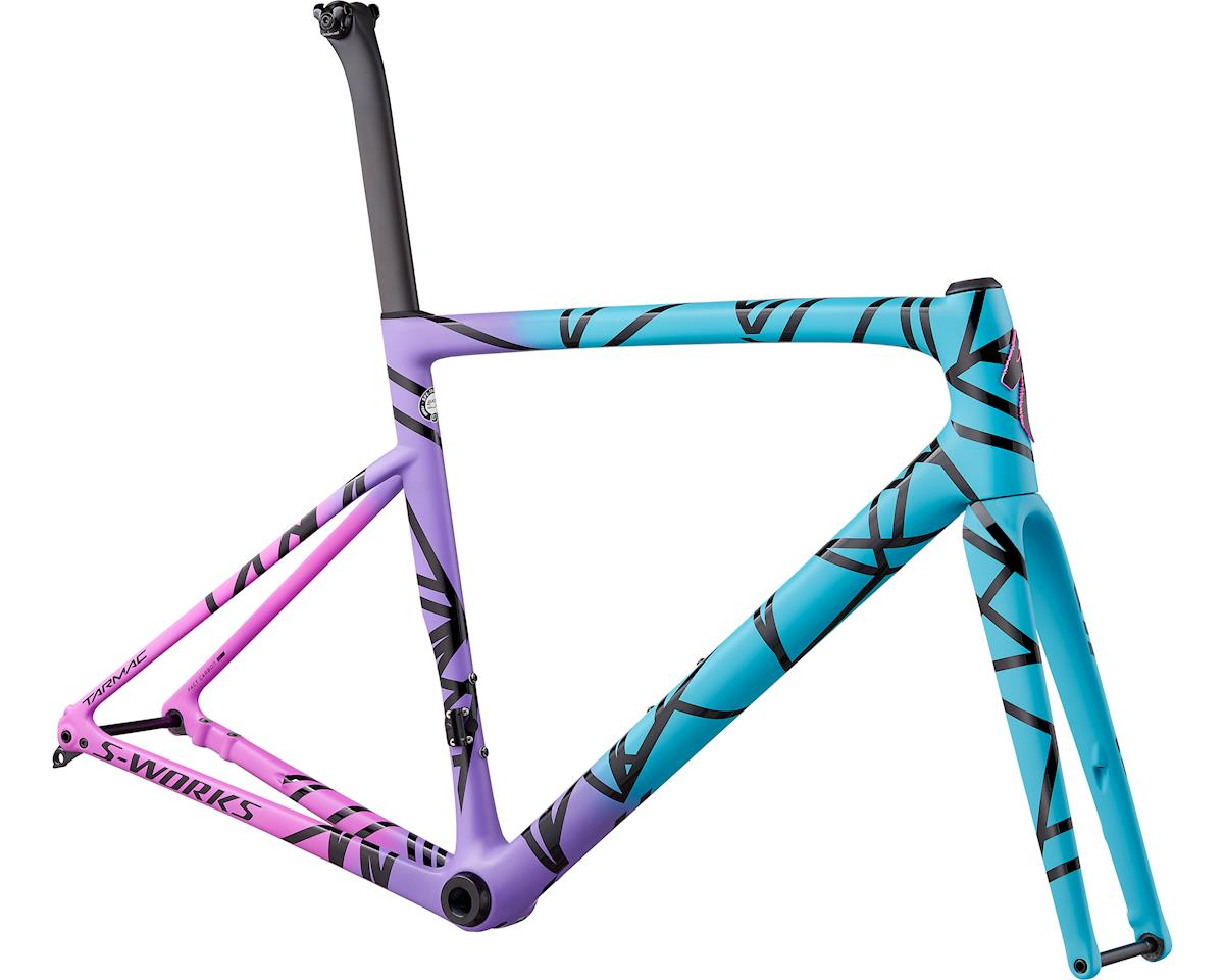 Specialized 2019 S-Works Tarmac Disc Frameset -Mixtape LTD (Mixtape Collection)