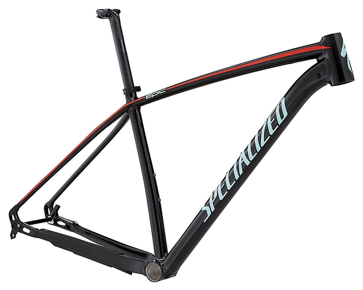 Specialized 2017 Epic Hard Tail 29 Frame BLK/TL/RKTRED M