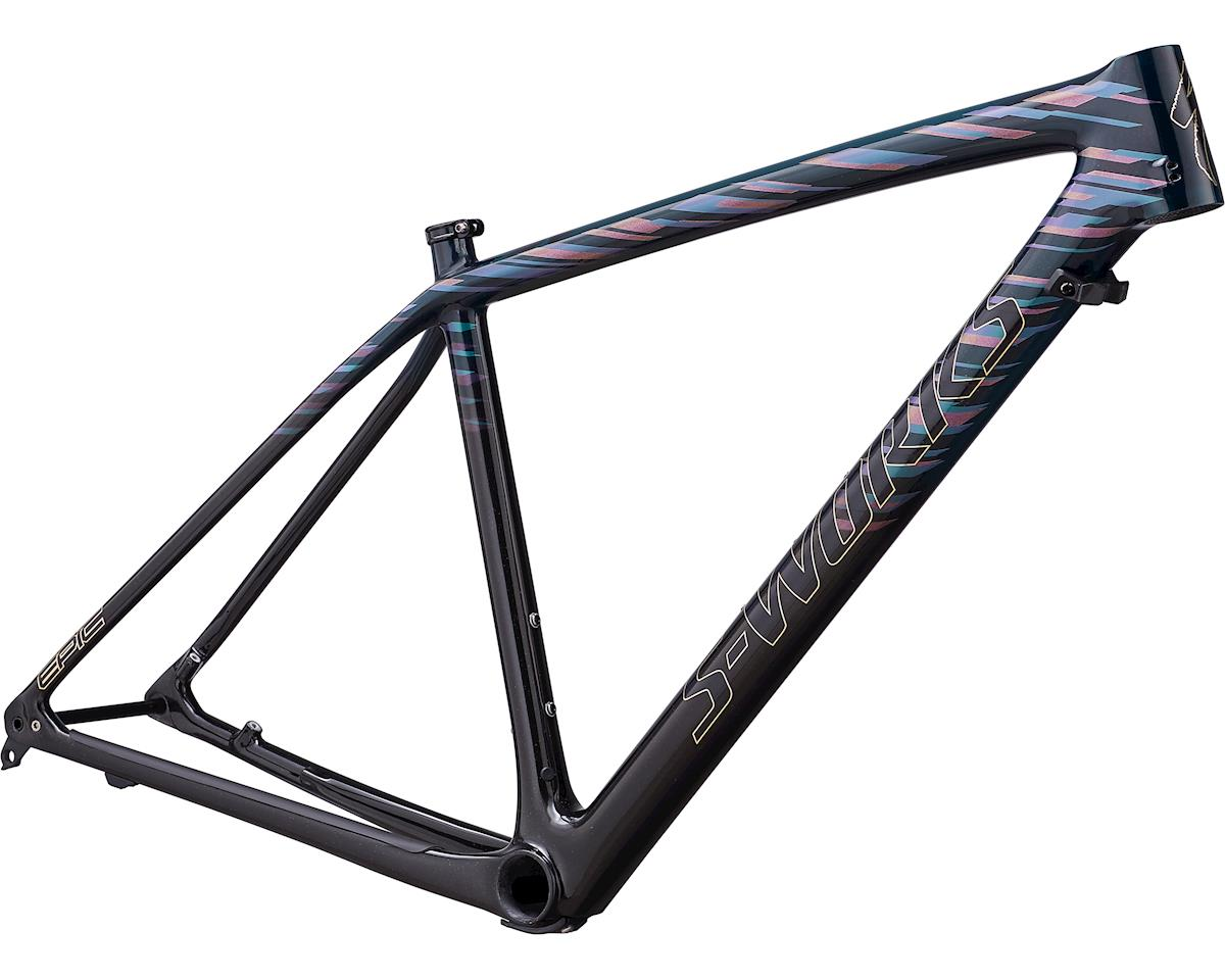 Specialized 2019 S-Works Epic Hardtail Frameset - LTD (Teal & Red Tint/Black)