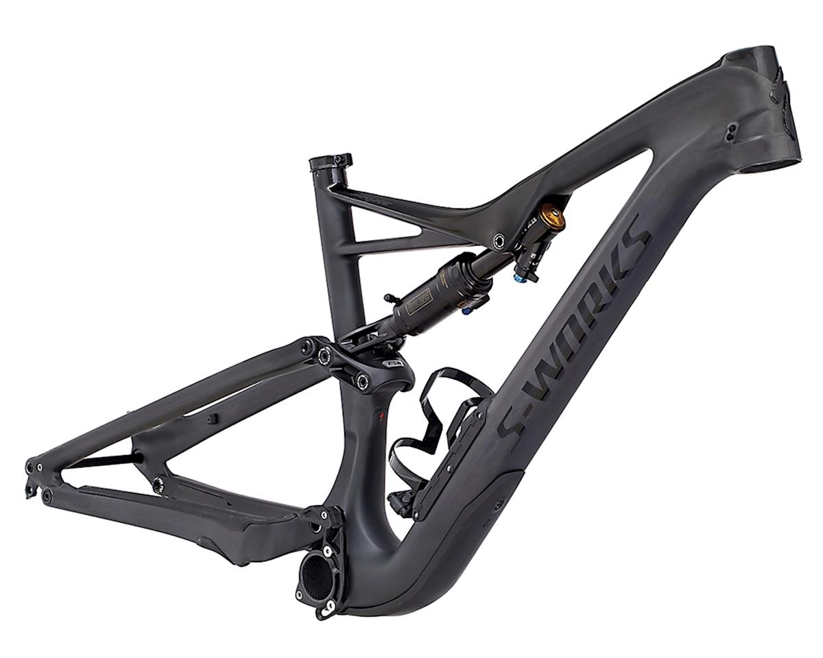 Specialized 2017 S-Works Stumpjumper FSR 650b Carbon Frame (Carbon/Black)