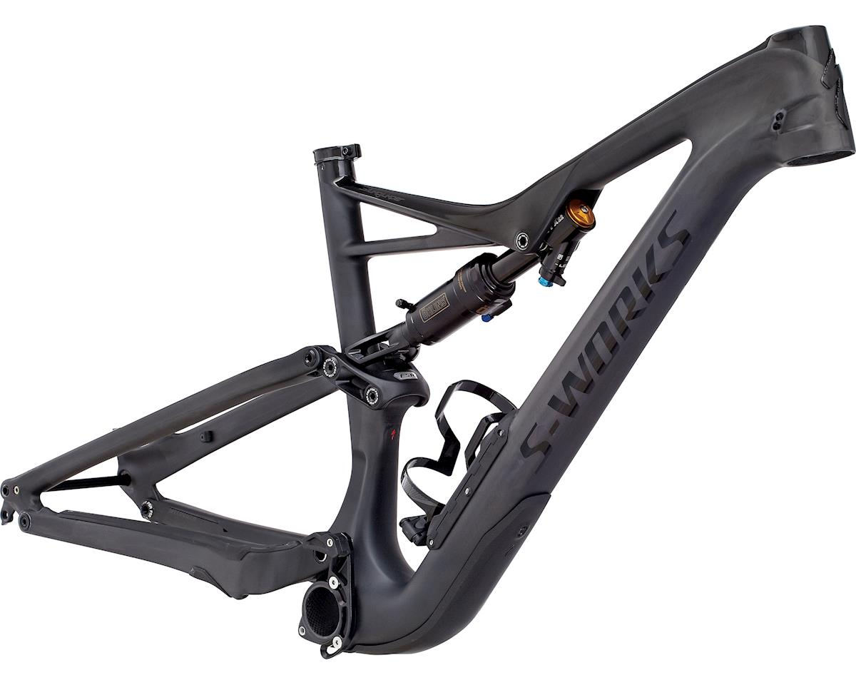 Specialized 2017 S-Works Stumpjumper FSR 650b Frame (CARBON/BLACK) (XL)