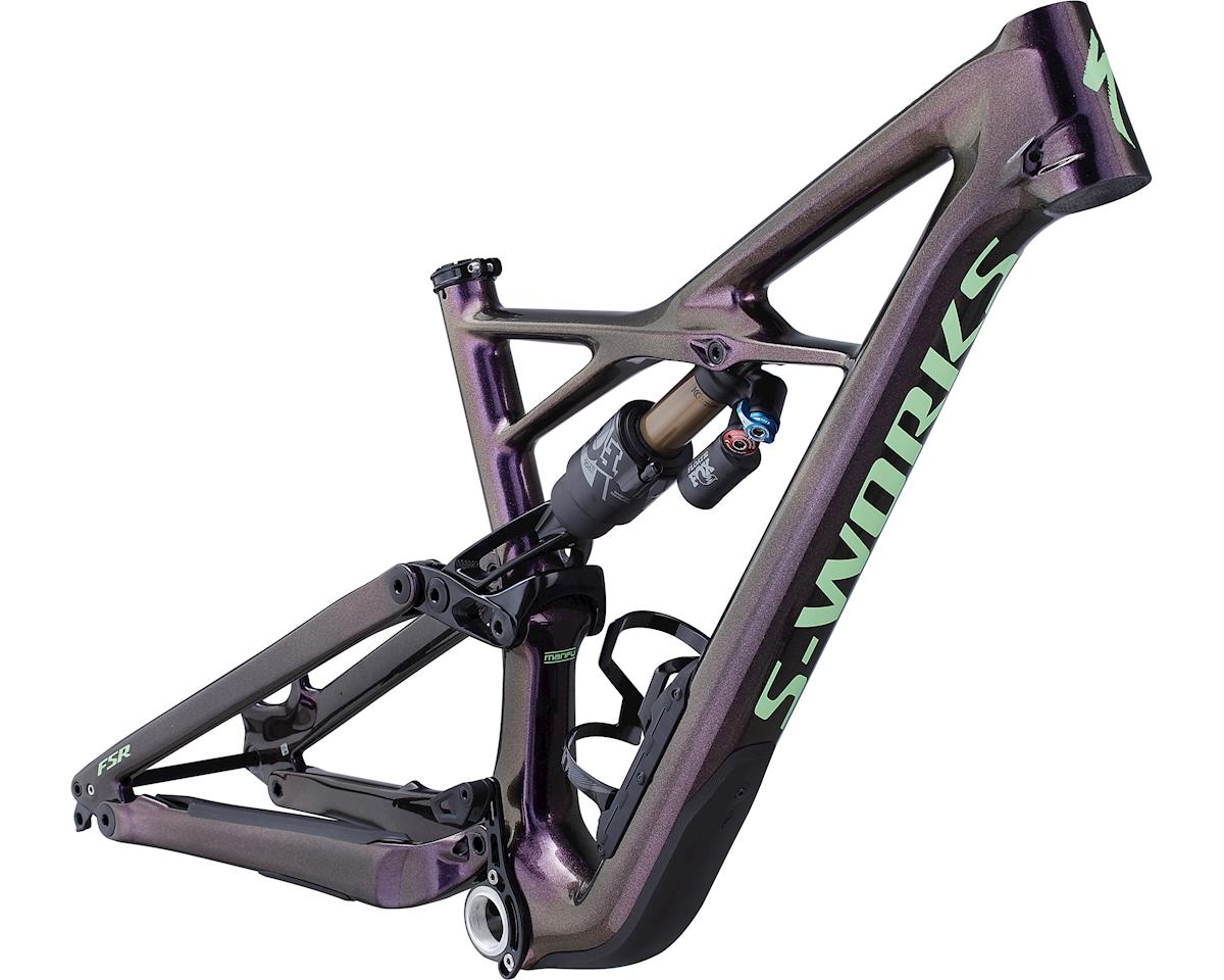 Specialized 2019 S-Works Enduro 27.5 Frameset (GLOSS SUNSET/ACID KIWI)