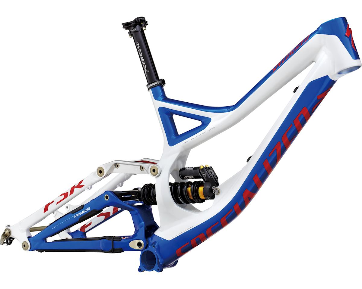 Specialized 2013 Demo 8 Frame (Blue/White/Red)