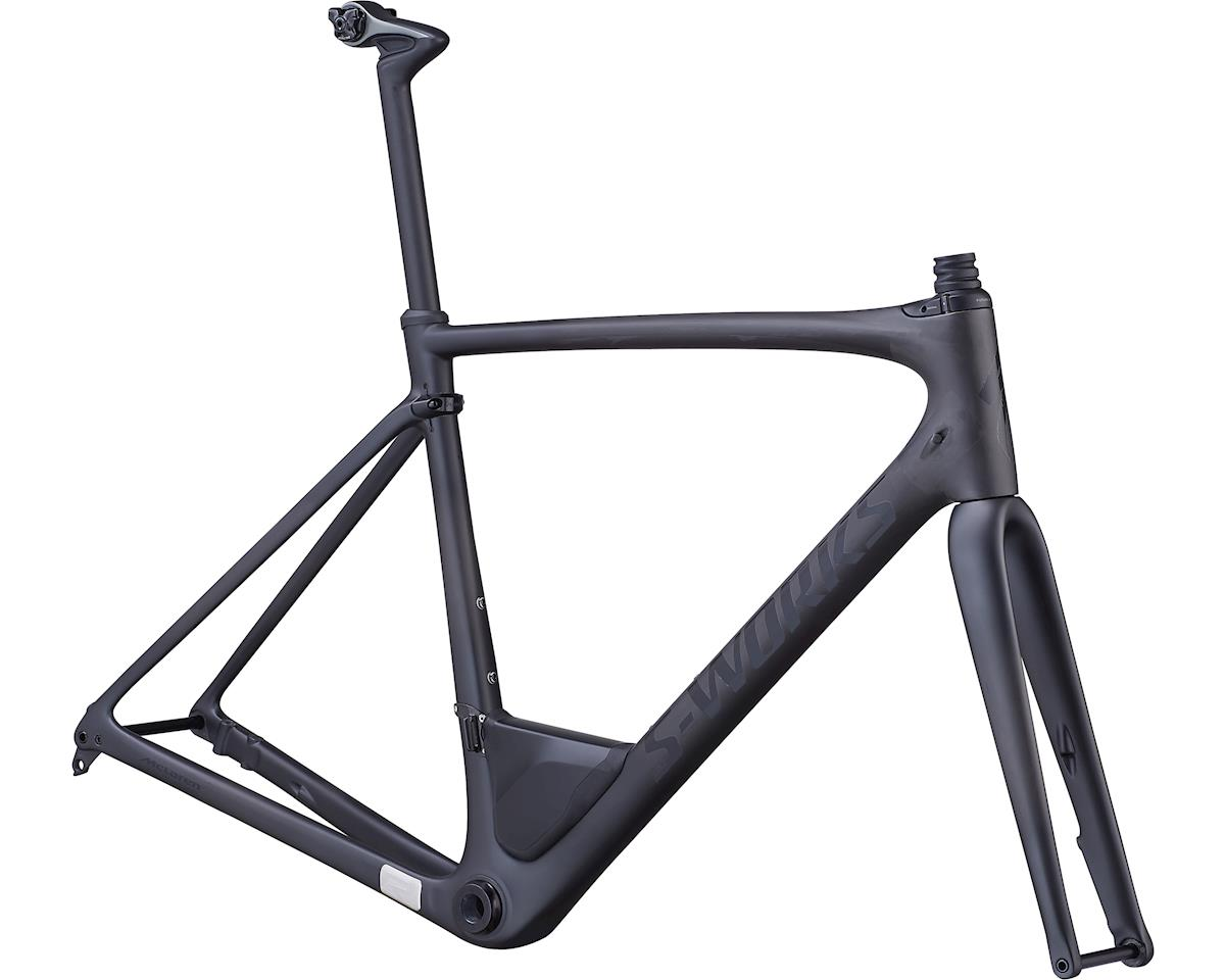 Specialized 2019 S-Works Roubaix Frameset (Satin Black/Gloss Black/Clean)