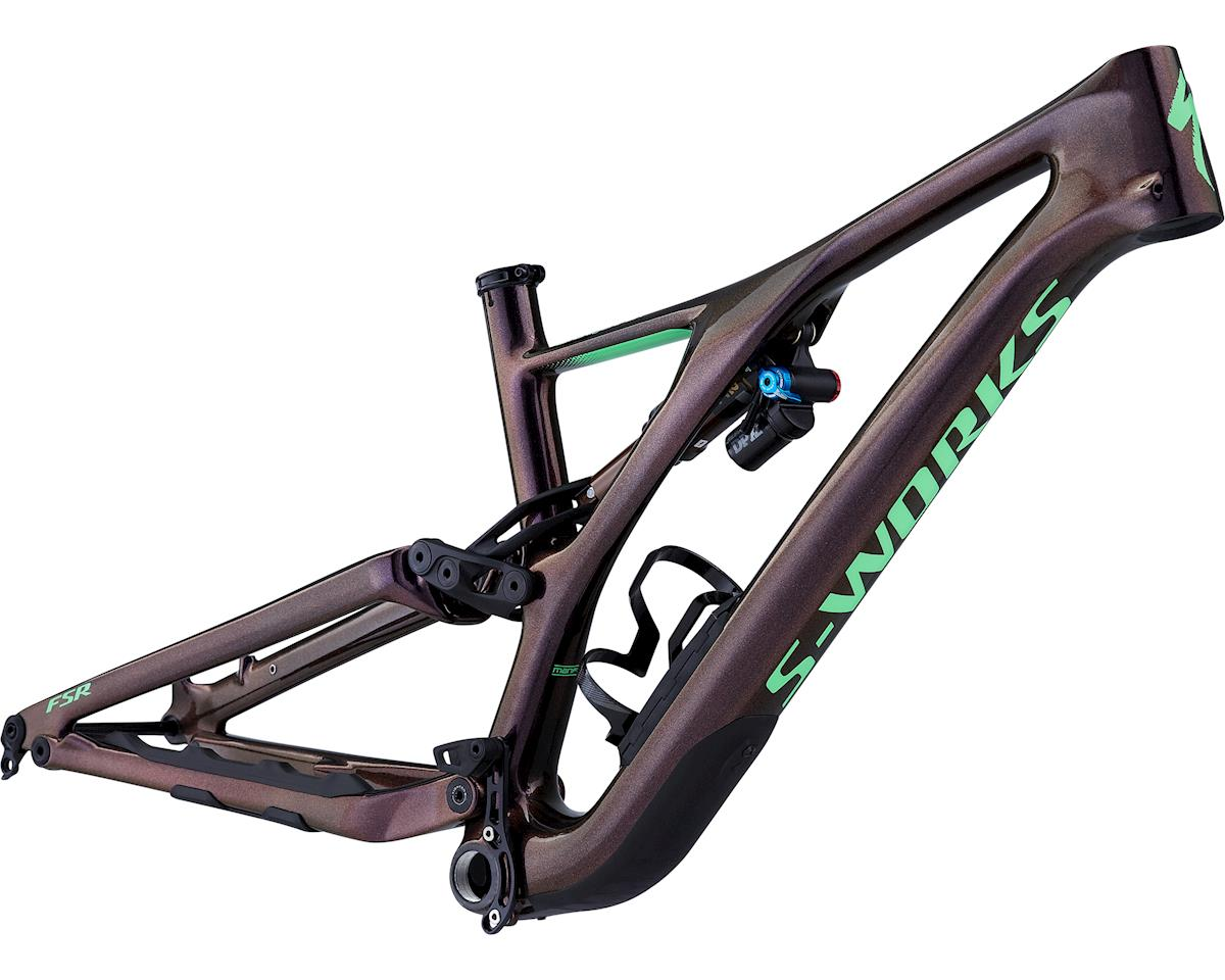 Specialized 2019 Men's S-Works Stumpjumper 27.5 Frame (Gloss/Sunset Acid Kiwi)