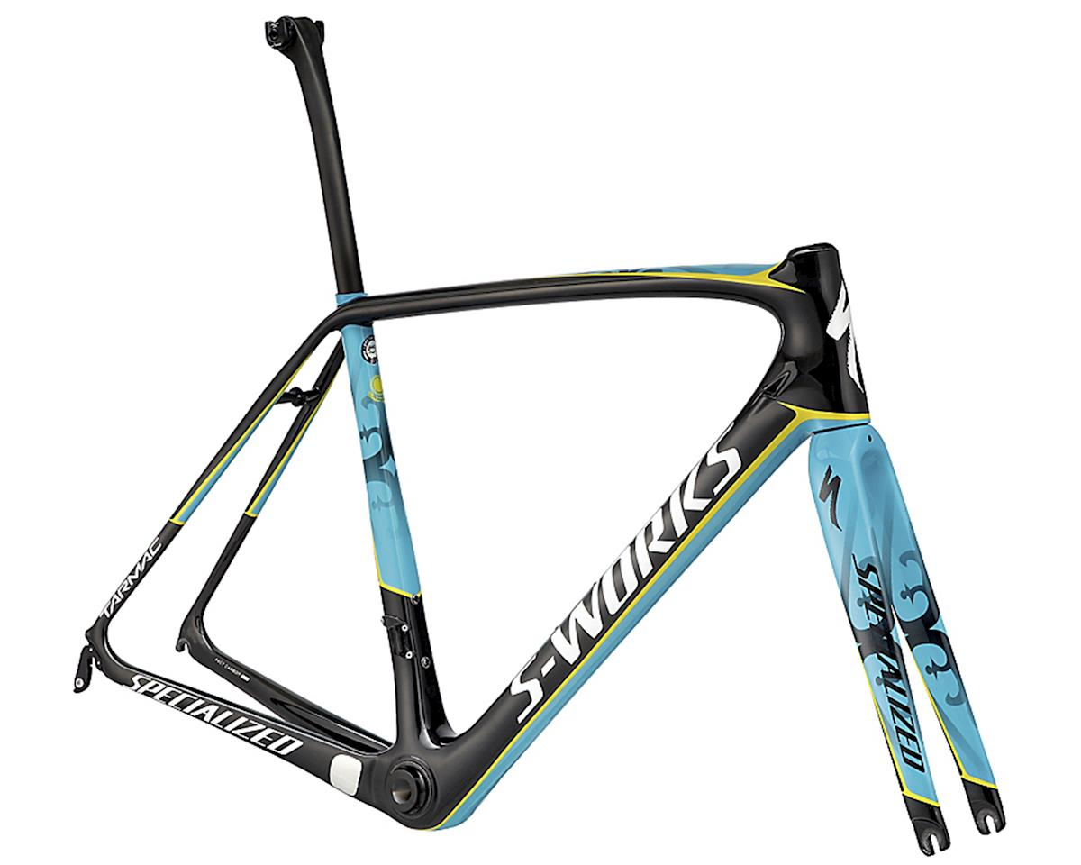 Specialized 2017 S-Works Tarmac Frameset (Team Astana)