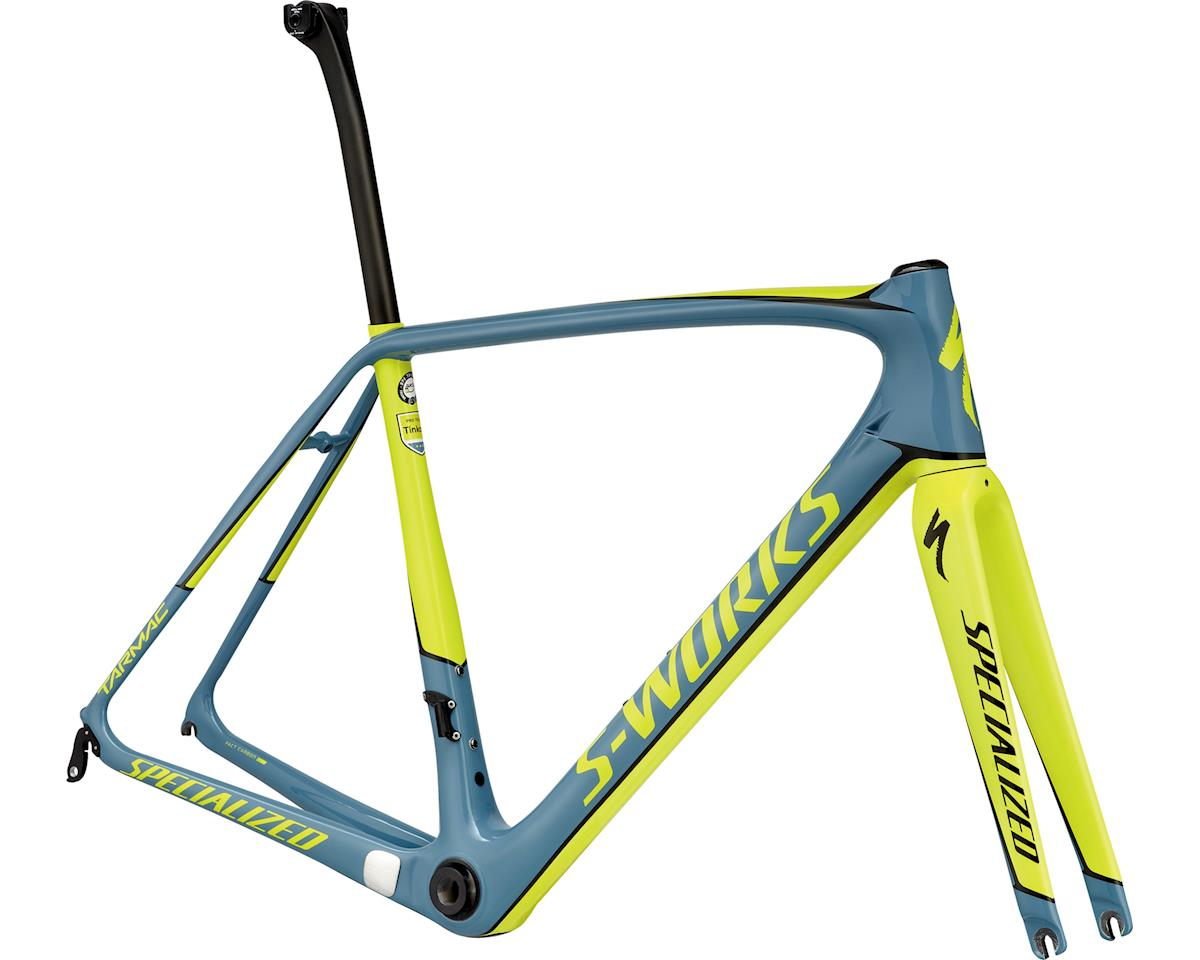 Specialized 2017 S-Works Tarmac Frameset (TINKOFF TEAM) (56)