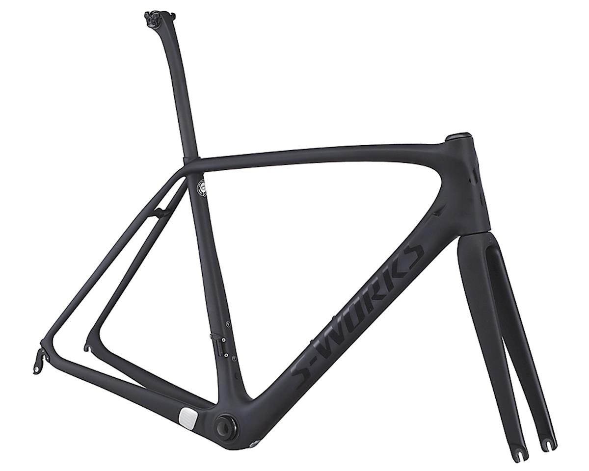 Specialized 2017 S-Works Tarmac Frameset (Tarmac Black)