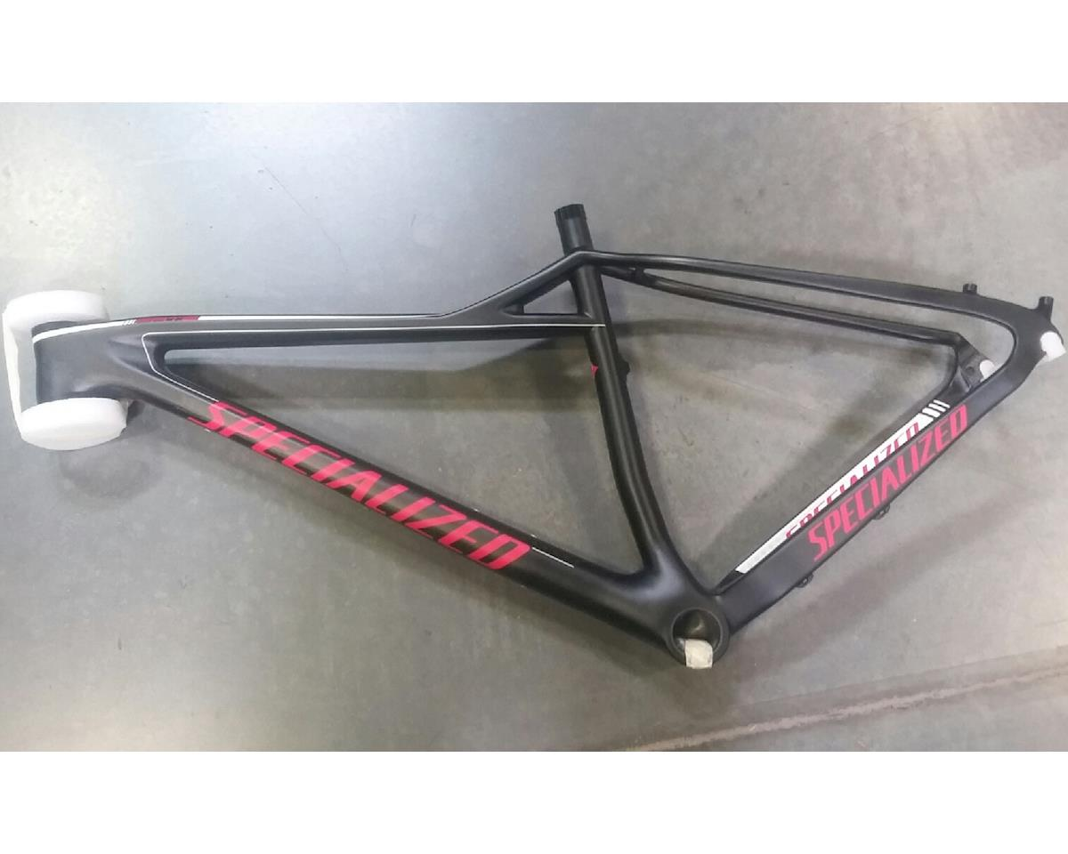 Specialized 2012 Fate Carbon Team Frame (Carbon/White/Red) (19)