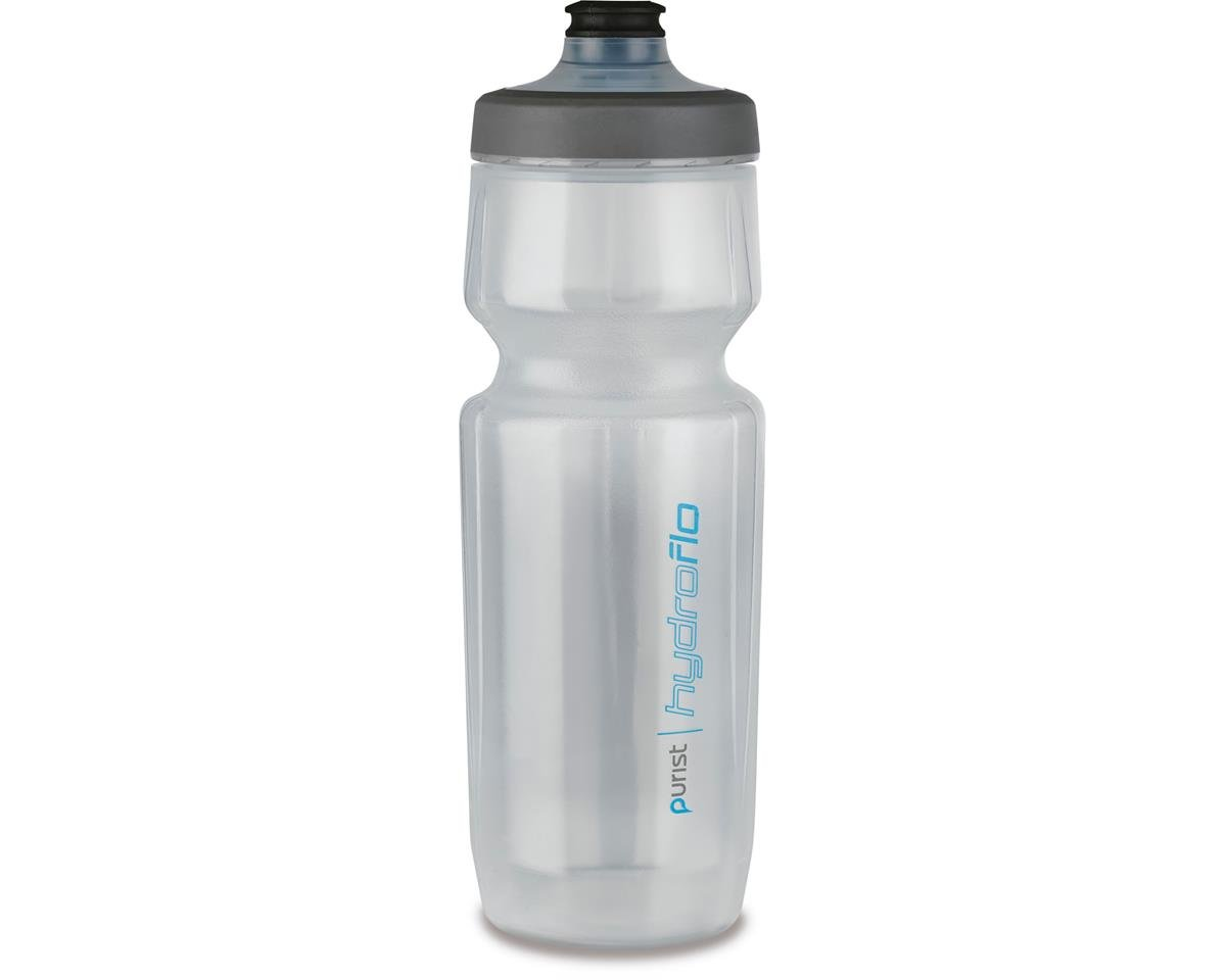 Specialized Purist Hydroflo WaterGate Water Bottle (Translucent) (23 OZ)