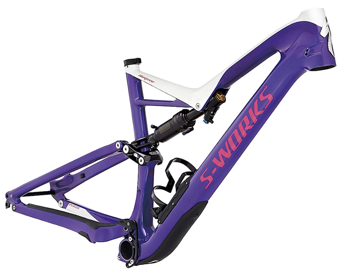 9416c8b5e3a Specialized 2017 S-Works Stumpjumper FSR Carbon 29/6 Fattie Frame ...
