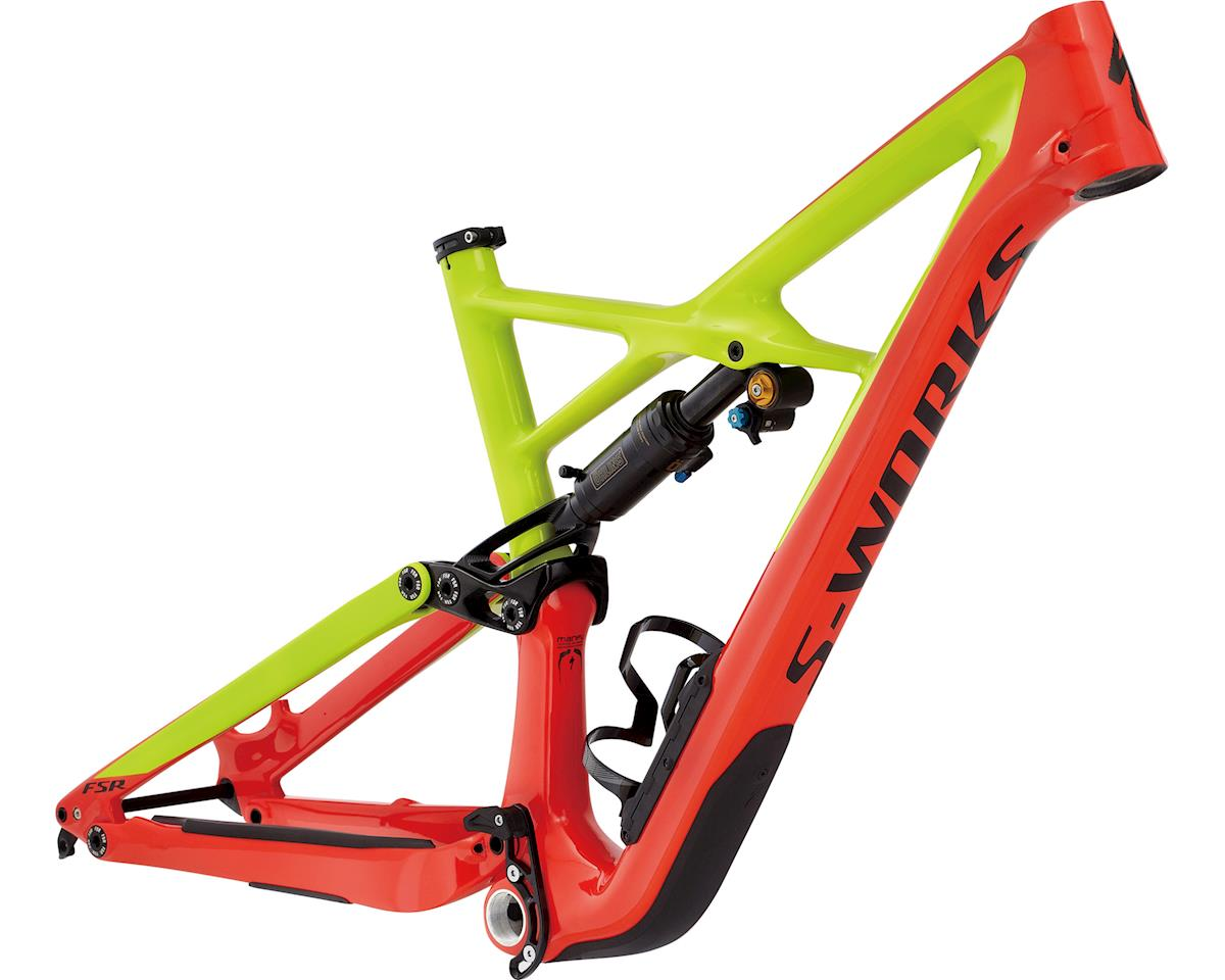 Specialized 2017 S-Works Enduro 29/6Fattie Frame (GLOSS NORDIC RED/HYPER/BLACK)