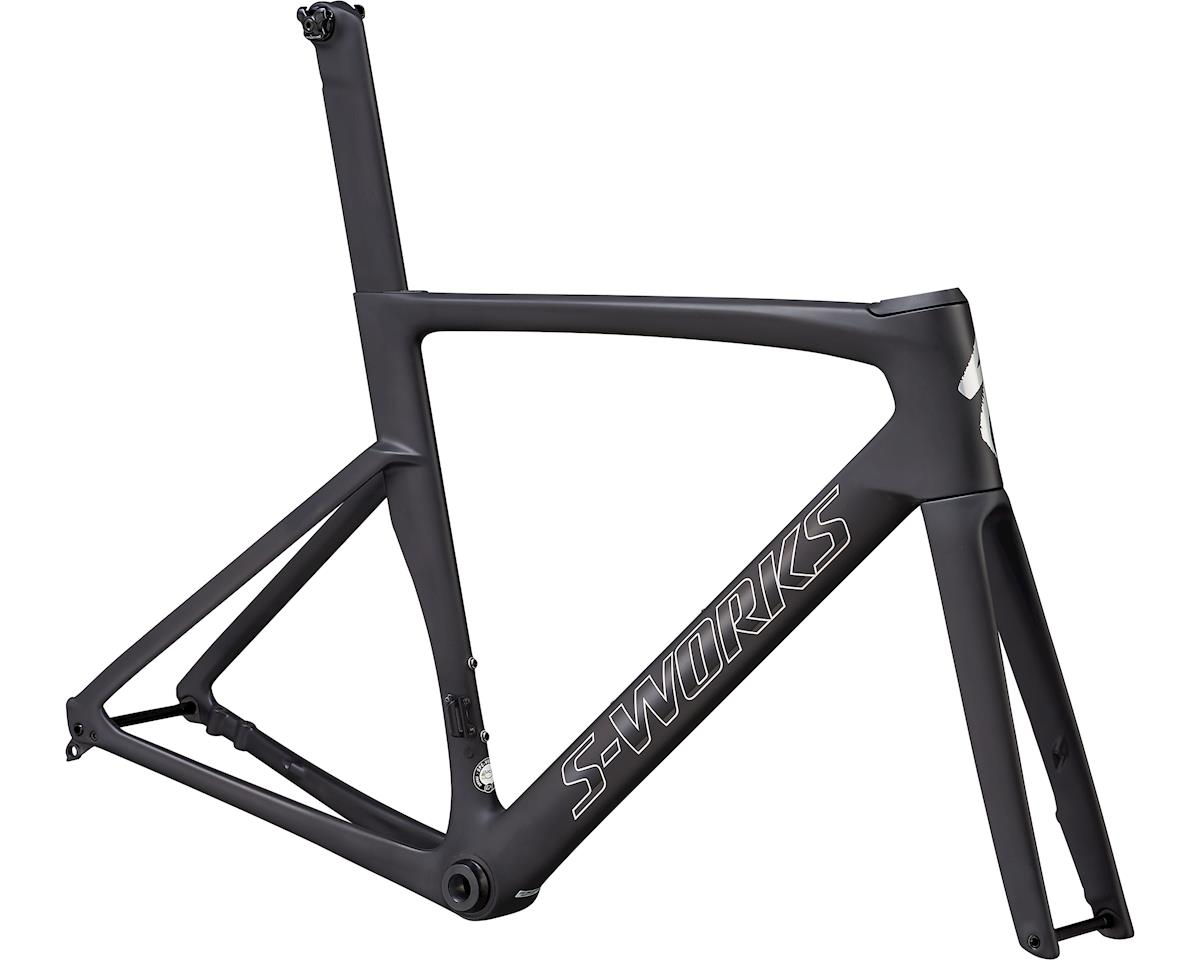 Specialized 2019 S-Works Venge Frameset (Satin Black/Silver Holo/Clean)