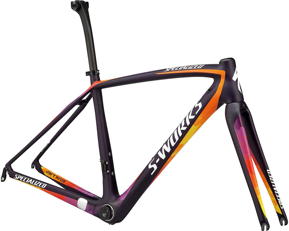 Specialized 2017 S-Works Amira Frameset (SATIN/GLOSS BOELS-DOLMANS TEAM REPLICA) (56)