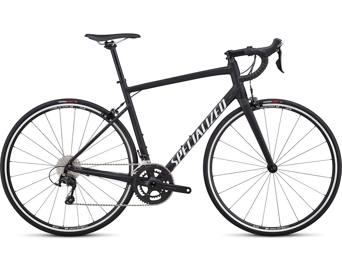 Specialized 2019 Allez Elite (Satin Black/White/Clean)