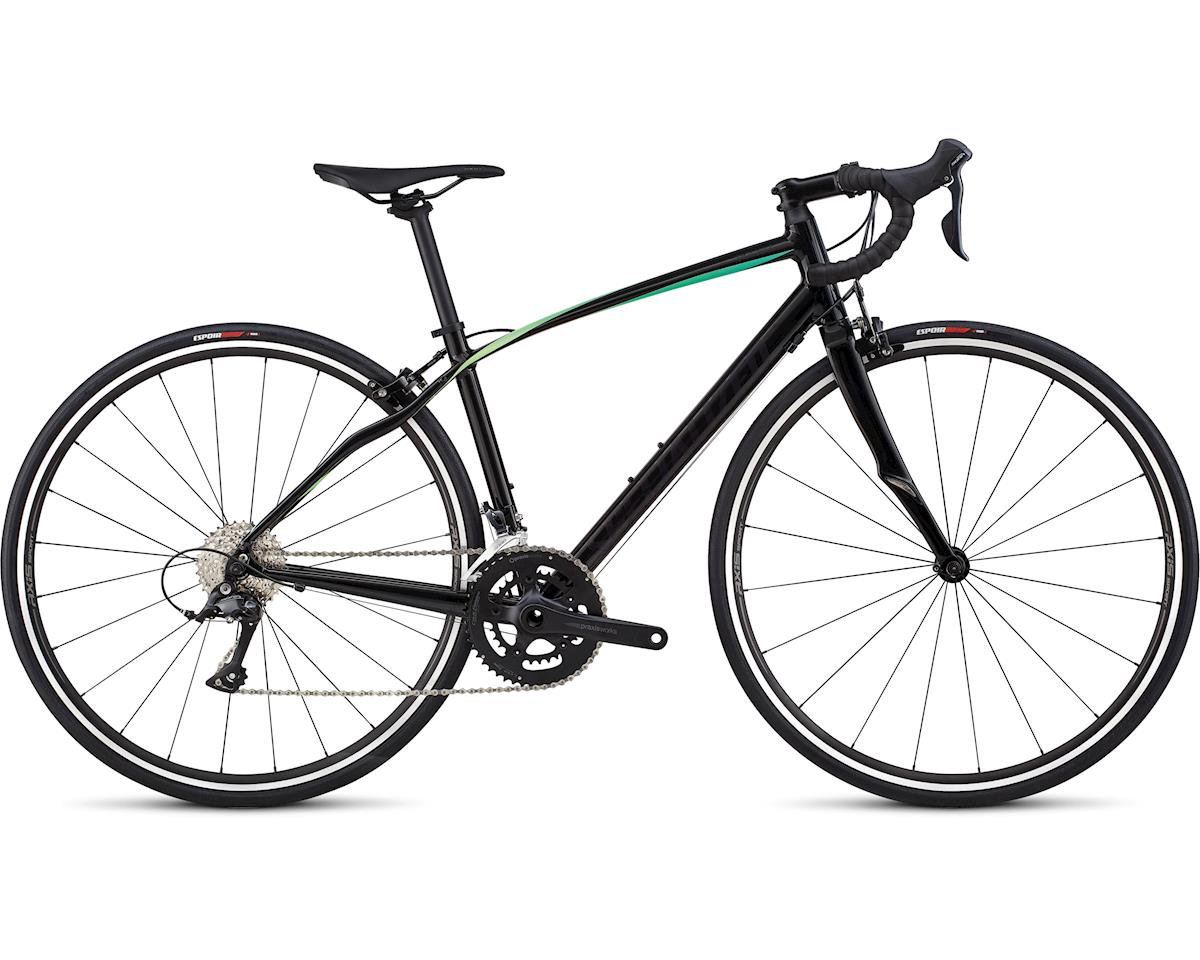 Specialized 2019 Dolce Sport (Gloss Satin Tarmac Black/Cali Fade)
